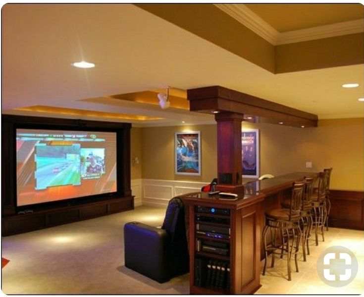 8 Best Basement Ideas Images On Pinterest  Home Ideas Living Fascinating Living Room Theater Portland Oregon Inspiration