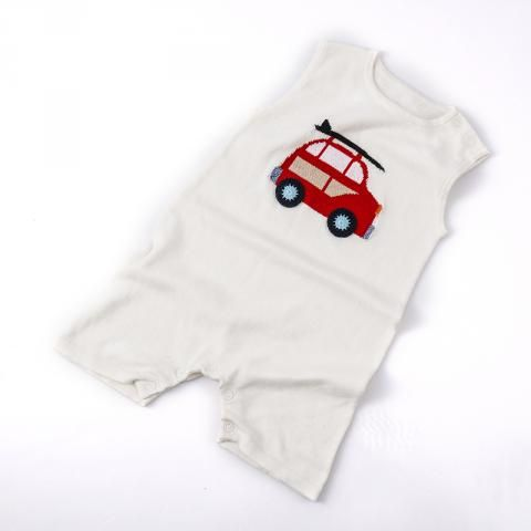 Soft Cotton Baby Boy Clothes Boutique Onesies for Babies