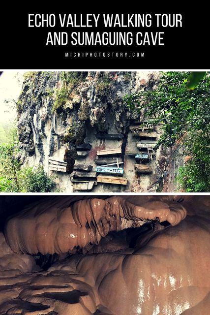 Michi Photostory: Day 2: Echo Valley Walking Tour and Sumaguing Cave