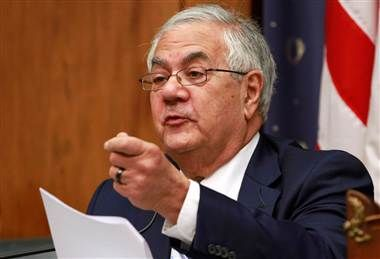 Barney Frank - Barney was the Chief of Staff for Mayor Kevin White of Boston in the early 1970s and I was the Director of a 55,000 member tenant's union - together with our allies we were a force. A really good man I call my friend.