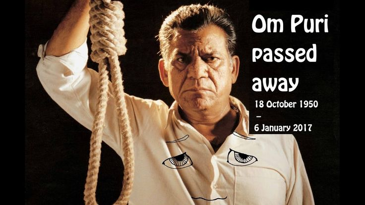 How Om Puri Died (See Description)
