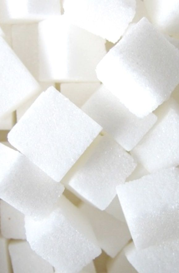 Sugar cubes! :) I don't think they are too expensive and they add some fun to the tea party theme. - Andie