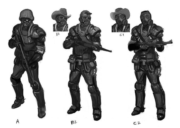 Fallout 4 Character Design Ideas : Ncr ranger Поиск в google armour equipment pinterest