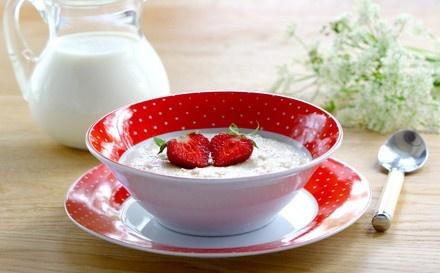 Porridge au son d'avoine et aux baies de Goji - Ma boutique régime Dukan