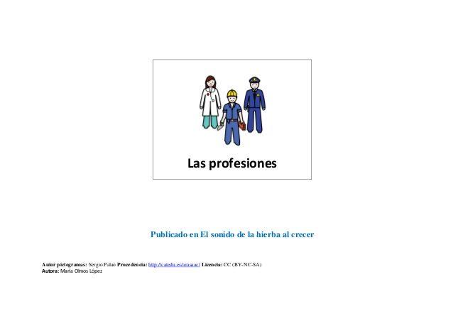 Las profesiones pdf definitivo by Anabel Cornago via slideshare