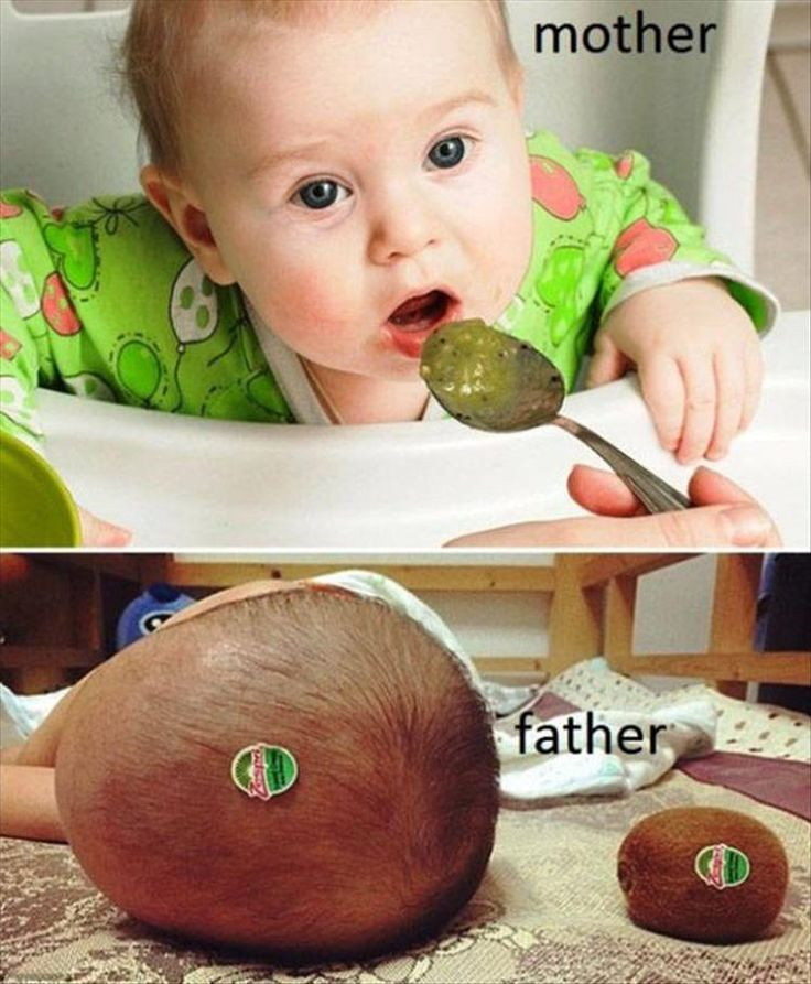 Moms vs. Dads - 15 Pics