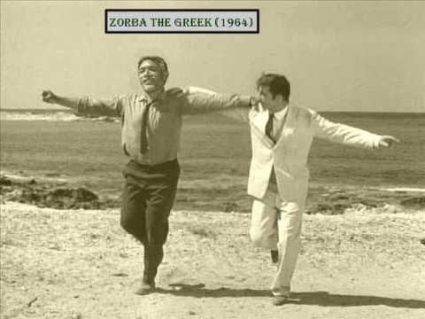 Zorba The Greek - Sirtaki (HQ Music)  I'll teach my sister's little girl how to dance Sirtaki...she will love it..i think so,