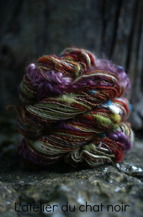 GIPSY TRAIL handspun little lace