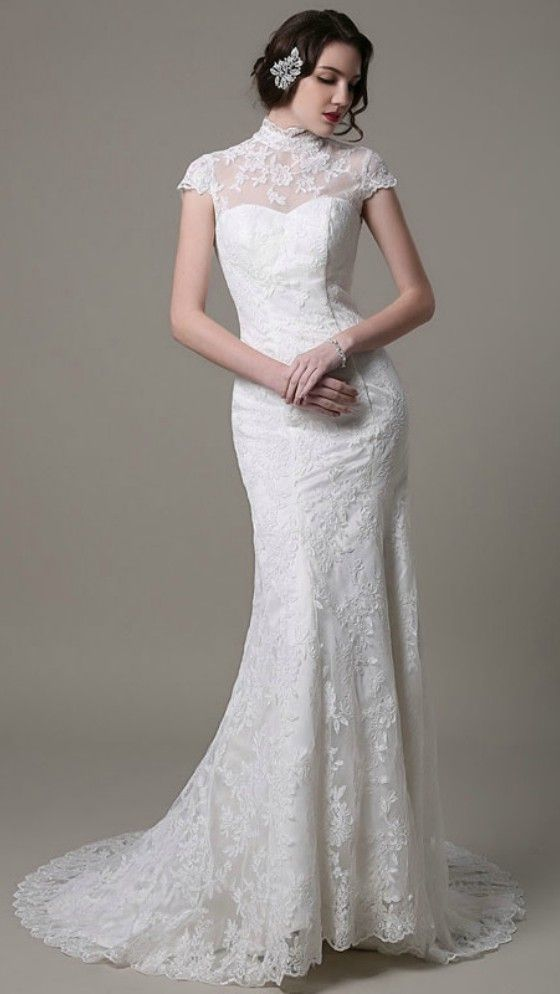17 best images about mature beauty bride on pinterest for Elegant wedding dresses for mature brides