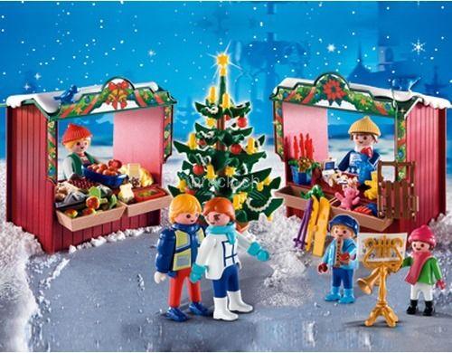 Warum noch nach Stuttgart, Nürnberg, Strasbourg, Huttwil, Bremgarten oder Willisau gehen? PLAYMOBIL Christmas - Weihnachtsmarkt, CHF 24.90 bei Brack.ch
