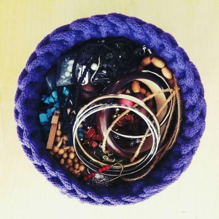 #crochet #doityourself #diy #cottonstring #homedecor #handmade