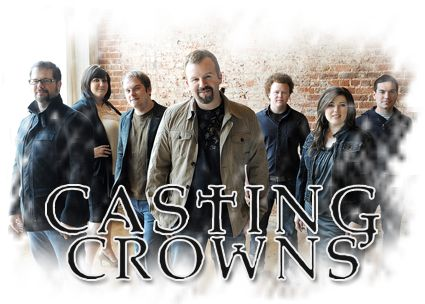 casting crowns -Crowns Awesome, Christian Group, Casting Crowns, Christian Band, Favorite Band, Christian Music, Awesome Group, Favorite Christian, Cast Crowns