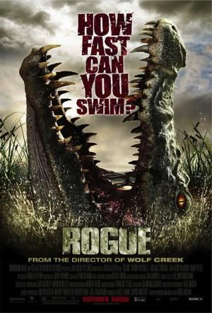 Best Aquatic Horror Movies: Rogue (2007)