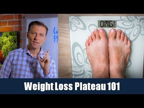 (46) Weight Loss Plateau 101 for a Slow Metabolism - YouTube
