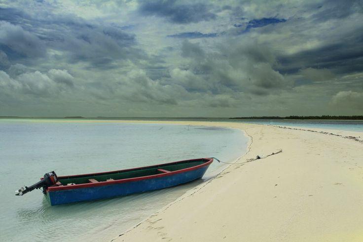 Wonderful Indonesia - Ngurtafur's White Sand Beach in the Kei archipelago