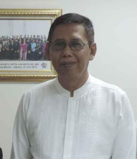 Kepala Dinas Pelayanan Pajak Agus Bambang Setiowidodo