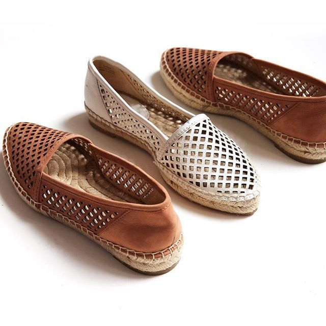 Easy, breezy espadrilles for summer | The Frye Company