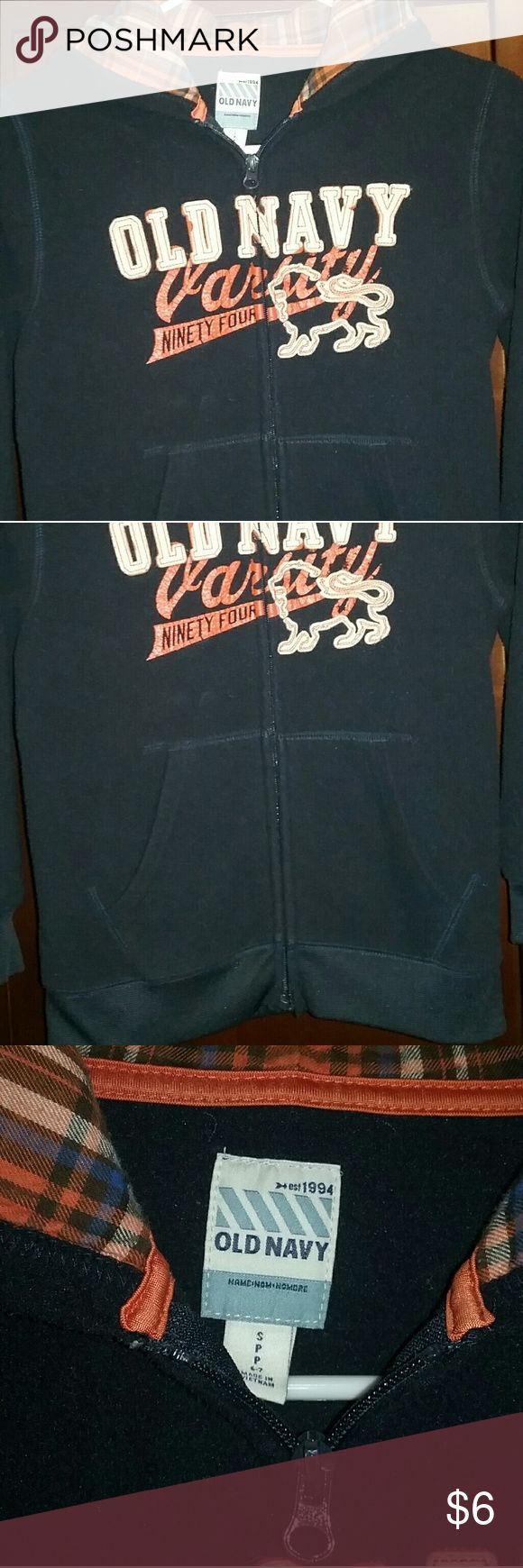 Old Navy Sweatshirt!🍕 Cute. Very nice. Old Navy Shirts & Tops Sweatshirts & Hoodies