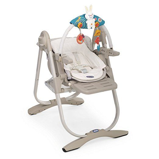 Chicco - 07079090850000 - Chaise Haute Polly Magic Cocoa: Amazon.fr: Bébés & Puériculture