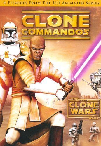 Star Wars: The Clone Wars - Clone Commandos [DVD]