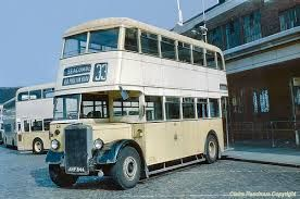 Old Wallasey Bus Seacombe
