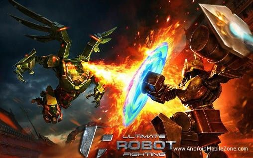 Ultimate Robot Fighting 1.0.0 MOD Apk [Unlimited Money]  Free Android Modded Game Download