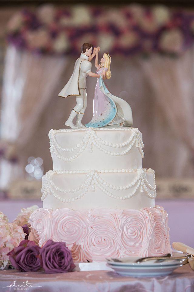 15 best disney themed wedding images on pinterest disney wedding arctic club hotel seattle ballroom wedding reception cake disney fairytale theme lenox sleeping junglespirit Gallery