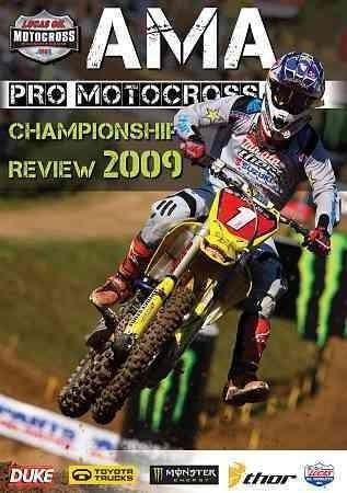 AMA Motocross Championship Review: 2009