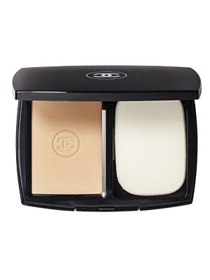 """$55 BEST POWDER FOUNDATION 2016 WINNER 2016, 2015, 2014 Chanel Powder Foundation Does opening up a compact to apply powder foundation feel a bit old-school? This one can help you conquer your fear of caking. """"Powders get a bad rap, but this formula really blends into skin,"""" says Grayson, who also loves Chanel's lineup of 14 shades. Use one over the T-zone to dial down shine, or as a midday touch-up over liquid foundation, says N.Y.C. makeup artist Megan Lanoux."""