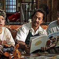 Adam Sandler, Rob Schneider, Cole Sprouse, and Dylan Sprouse in Big Daddy (1999)