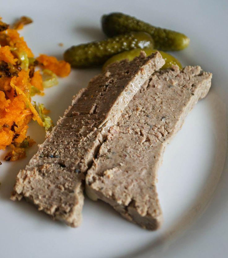 Comfort Bites Blog: Pork Liver and Bacon Pâté