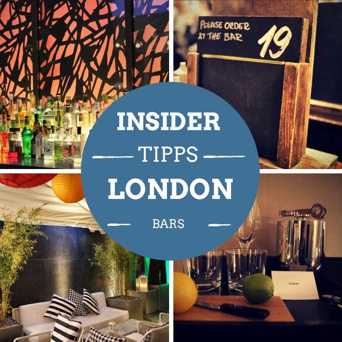 London – die besten Insidertipps für Englands Metropole