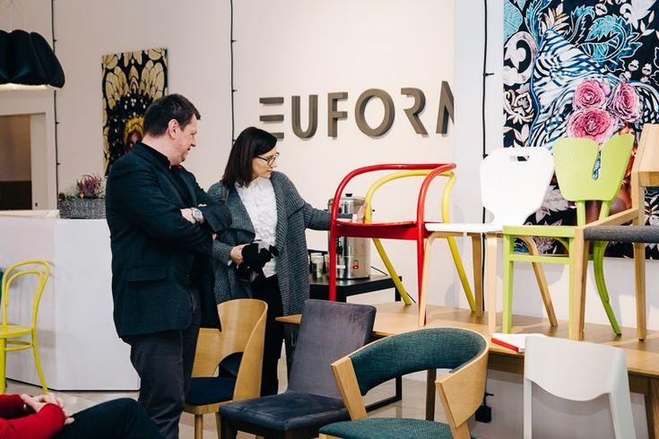 Prezentacja firmy Fameg w bydgoskim salonie Euforma