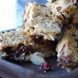 Muesli slice @ allrecipes.com.au