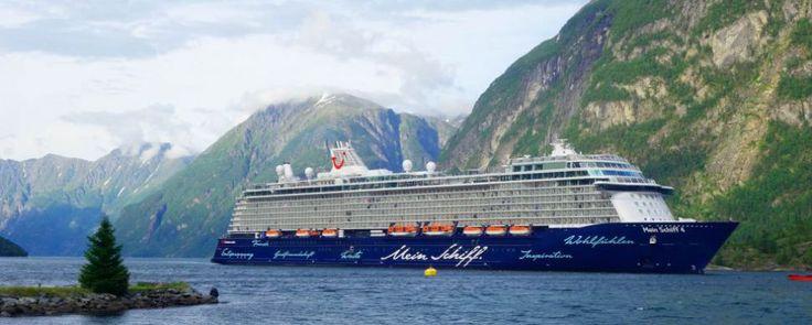 TUI Cruises günstig buchen - Kreuzfahrten günstig