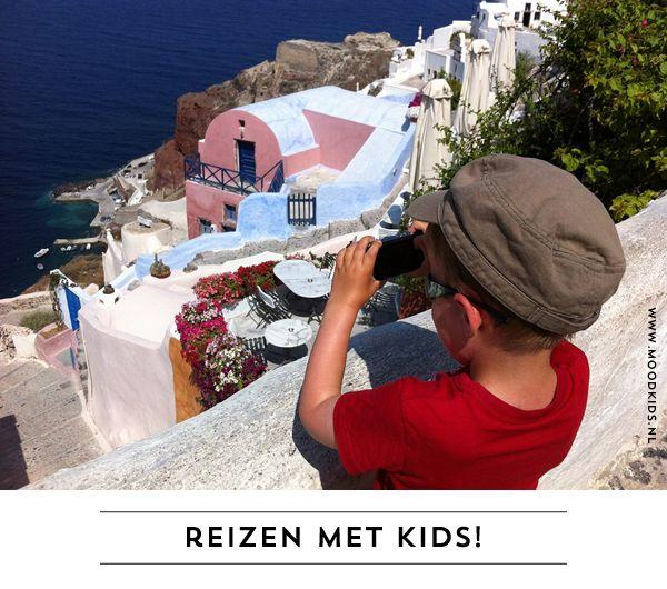 Meeneemtips reizen met kids - vakantie met kinderen zo gaat het goed! www.moodkids.com