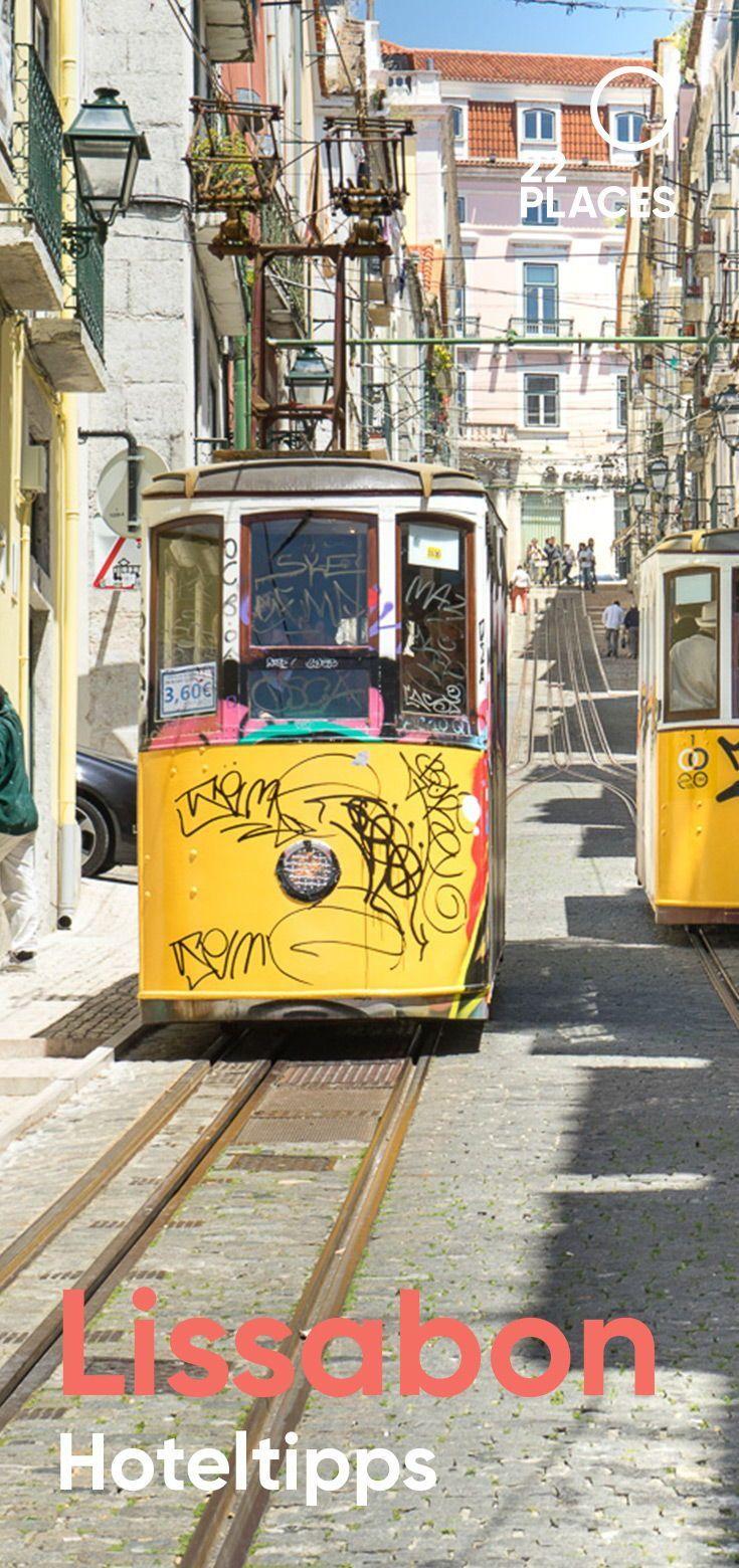 Wir zeigen dir, in welchem Teil der Stadt Lissabon du am besten übernachten kan…
