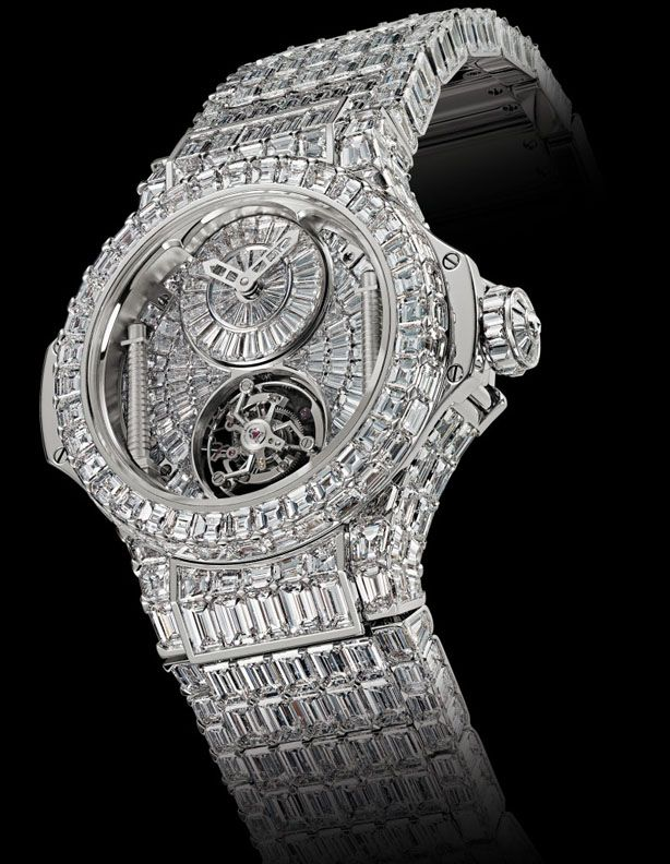 Hublot the Swiss Luxury Watch