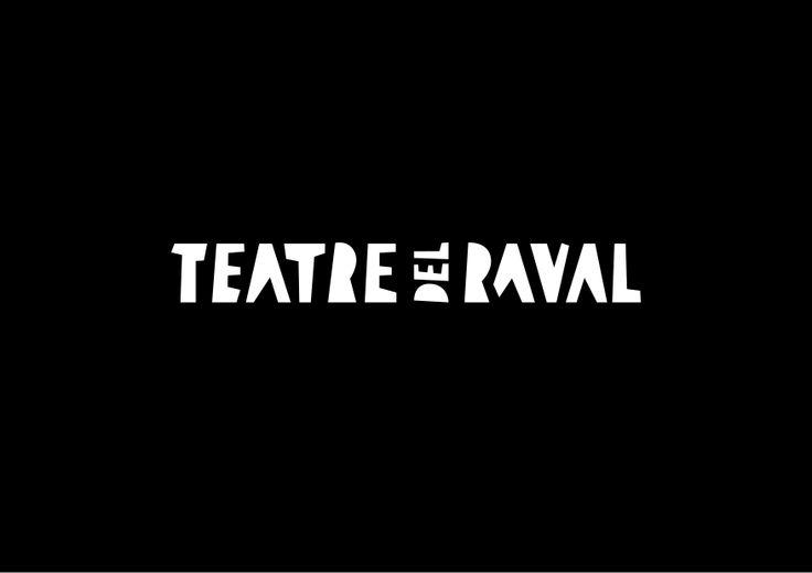 Reobertura del teatre del Raval de Gandia. Redisseny logo Baptiste Pons. #ReviuElRaval http://vkm.is/teatredelraval