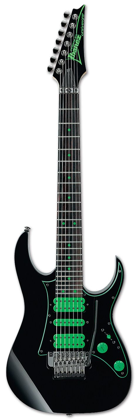 Ibanez Universe Premium. So many memories of Vai, Thordendal and Petrucci…