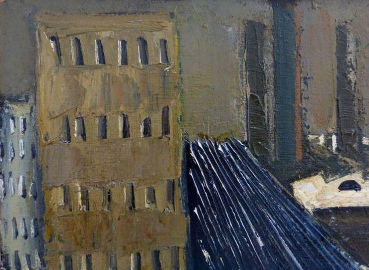 Mario Sironi urban landscape