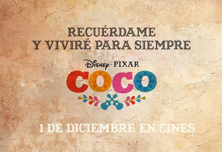 Homenajea a un ser querido y haz que forme parte de Disney Pixar Coco