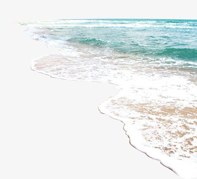 Seaside Tourist Season Element Seawater Tourist Season Element Sea Clipart In 2020 Graphic Design Background Templates Sea Clipart Landscape Pictures