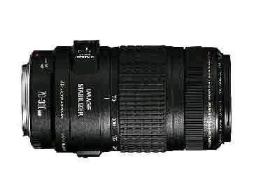 Canon objektiv EF 70-300mm f/4.0-5.6 USM IS Zoom