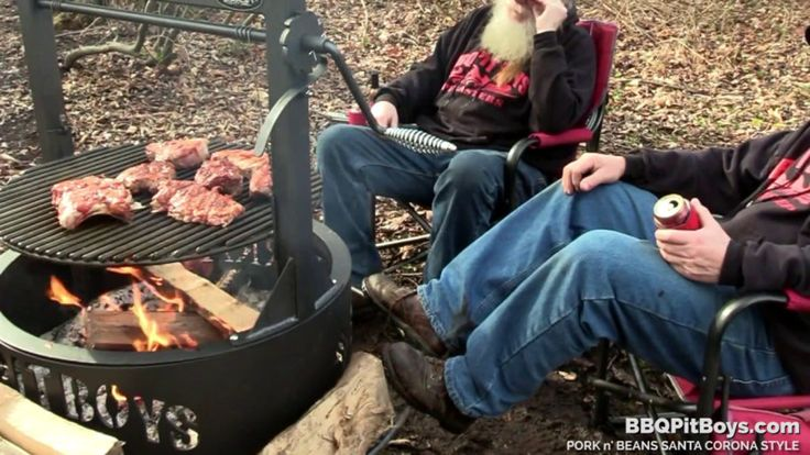 Santa Corona Pork Chops and Beans – Random Videos