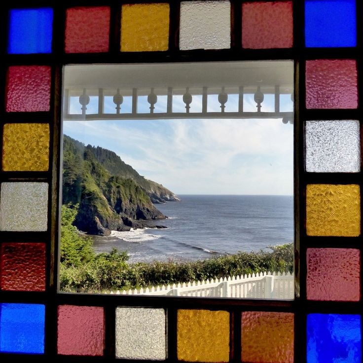 Heceta Head Lighthouse Bed & Breakfast, north of Florence