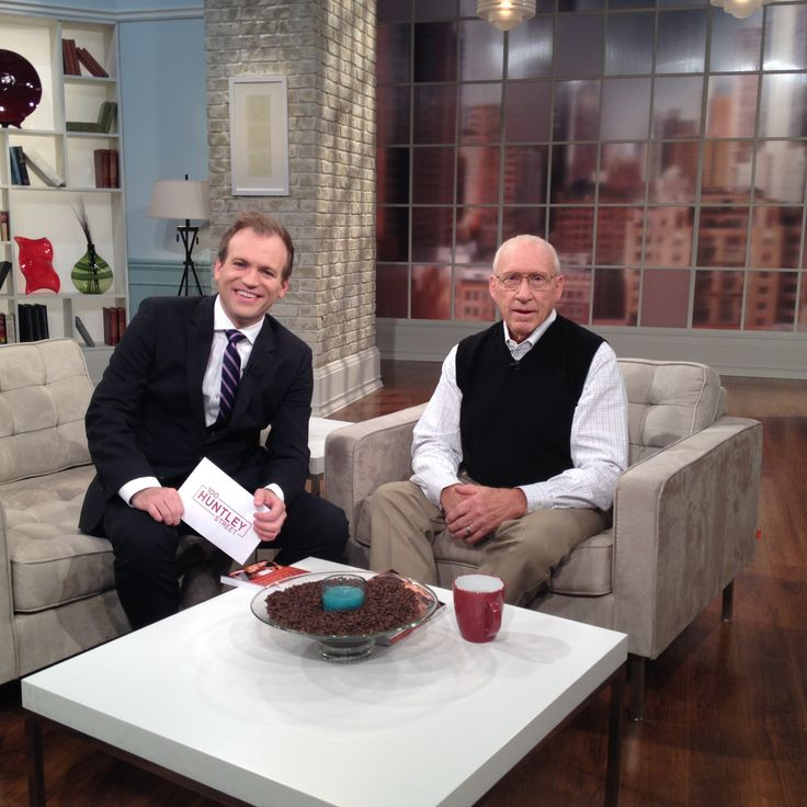 Dr. Neil T. Anderson visit 100 Huntley Street to do 3 interviews and 8, 2-minute teaching segments on his book, Restoring Broken Relationships (Nov. 2015)