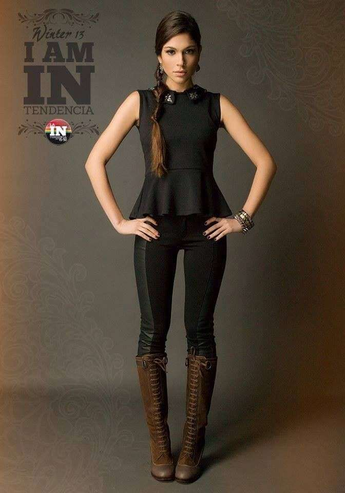 Cómo combinar leggins cuero: fotos mejores imágenes (10/41) | Ellahoy