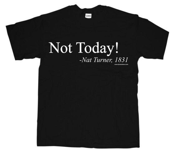 Nat Turner t-shirt www.ipresstres.com