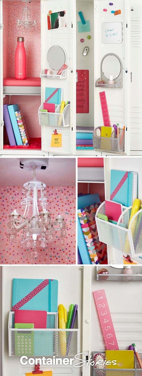 Best 25+ Locker organization ideas on Pinterest | Diy room ...